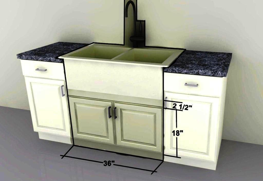 IKEA Farmhouse Sink Cabinet