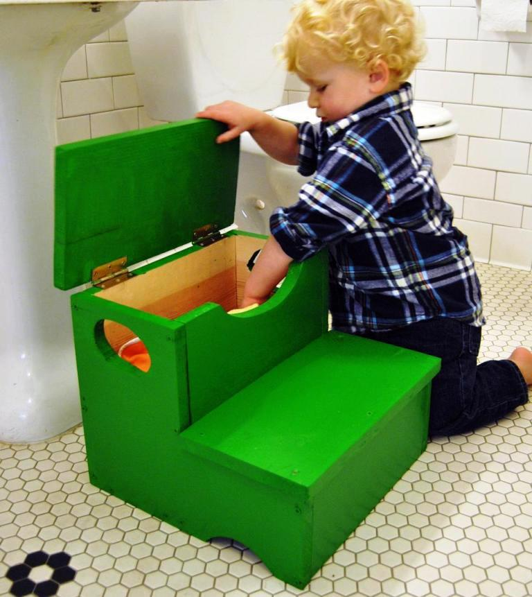 IKEA Kids Step Stool