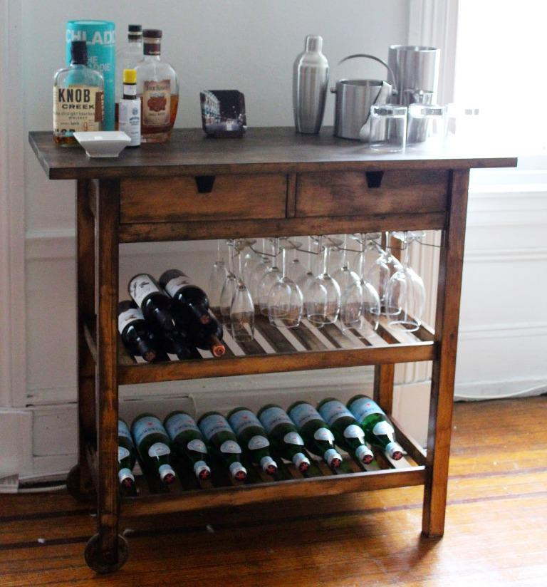 IKEA Kitchen Cart Forhoja