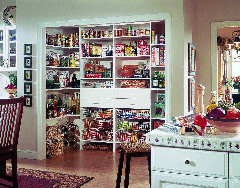 IKEA Kitchen Pantries
