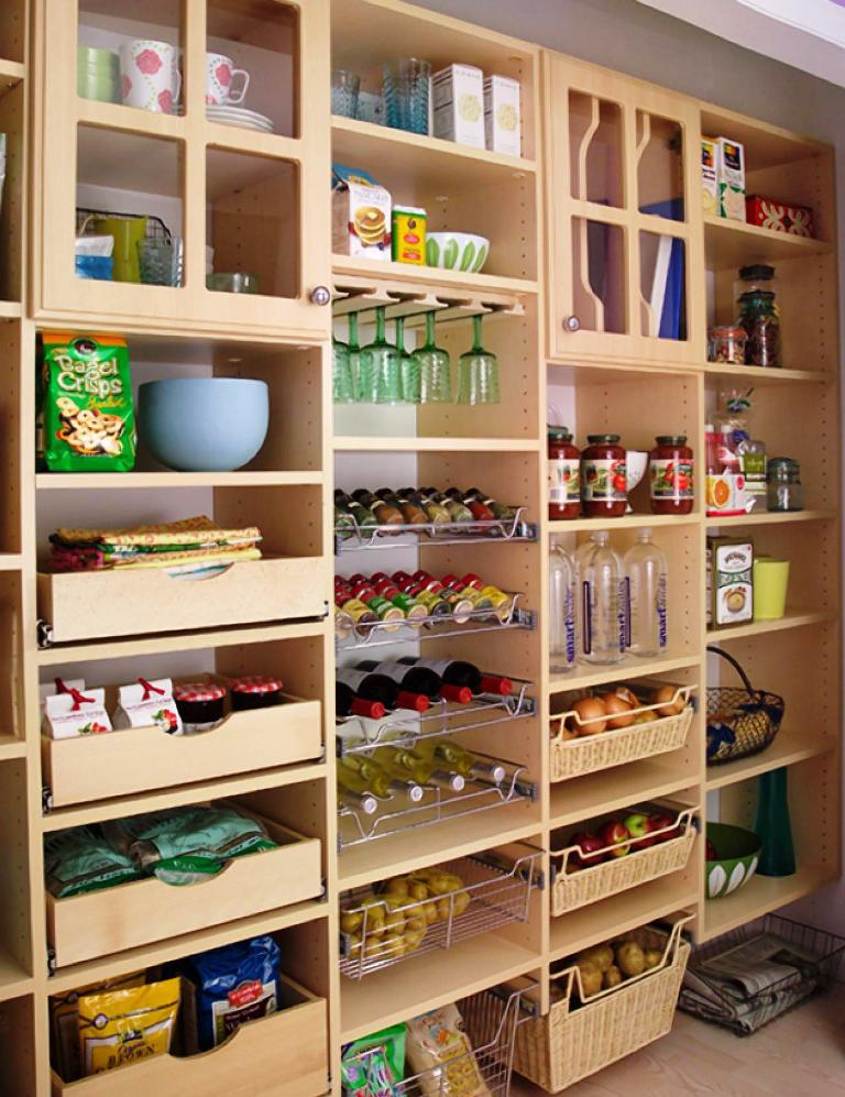 IKEA Kitchen Pantry Storage