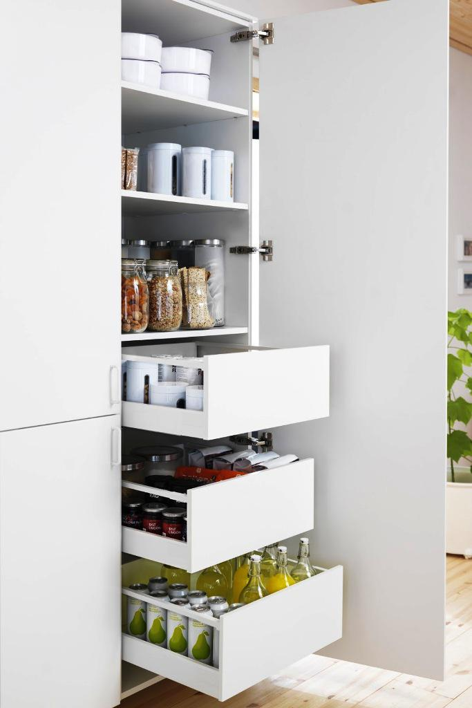 IKEA Kitchen Pantry