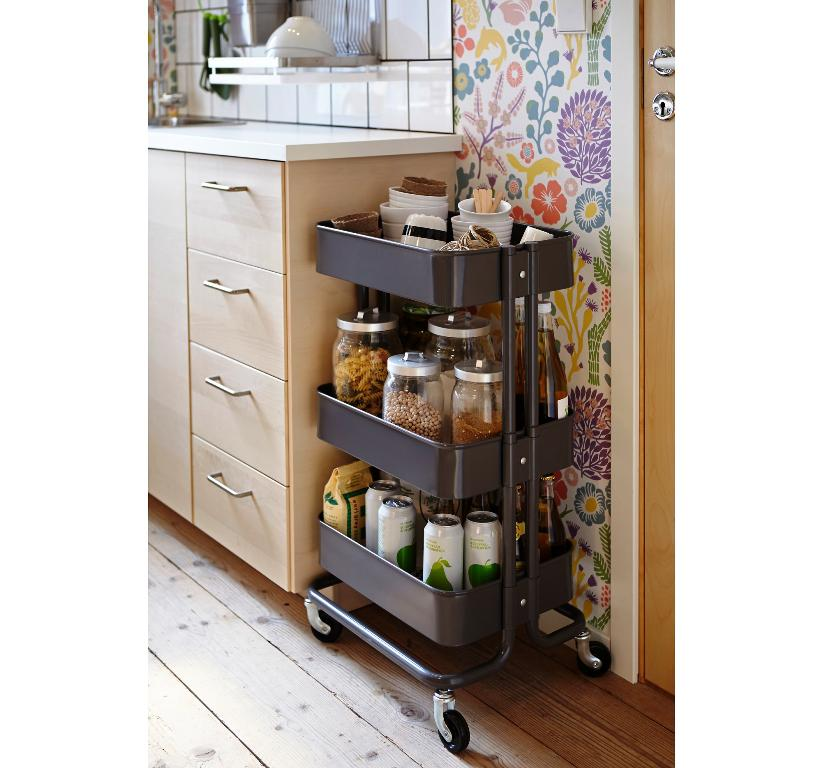 IKEA Kitchen Storage Cart