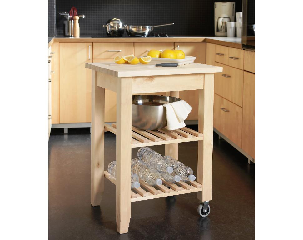 IKEA Kitchen Utility Cart