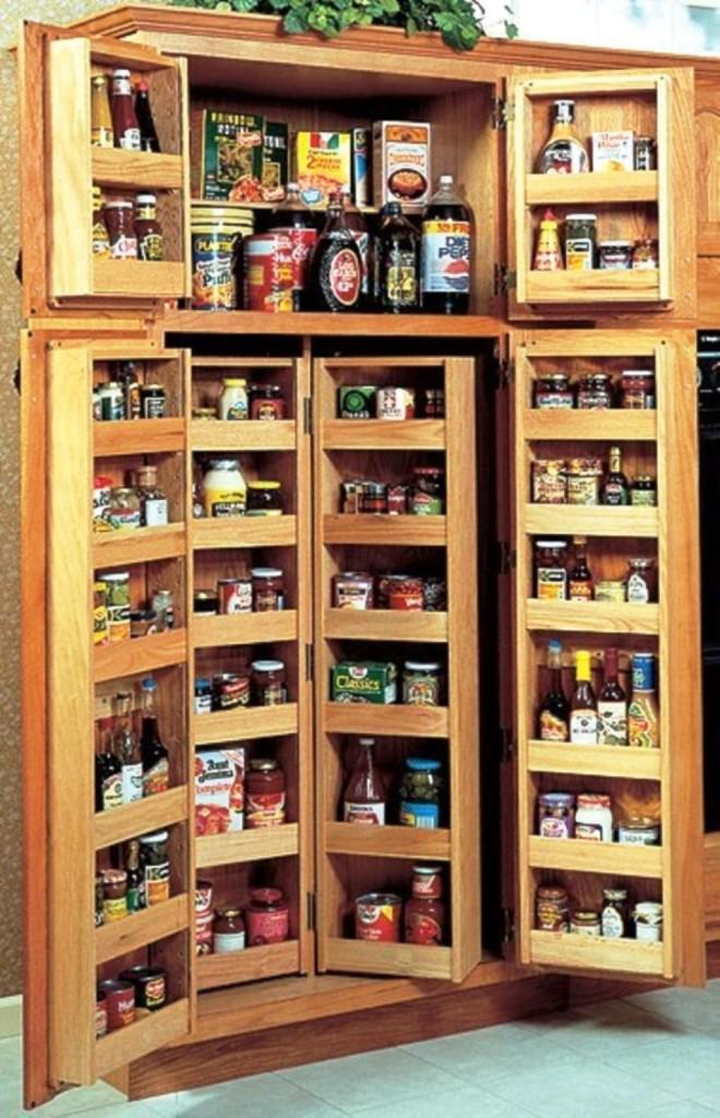 IKEA Pantry Storage