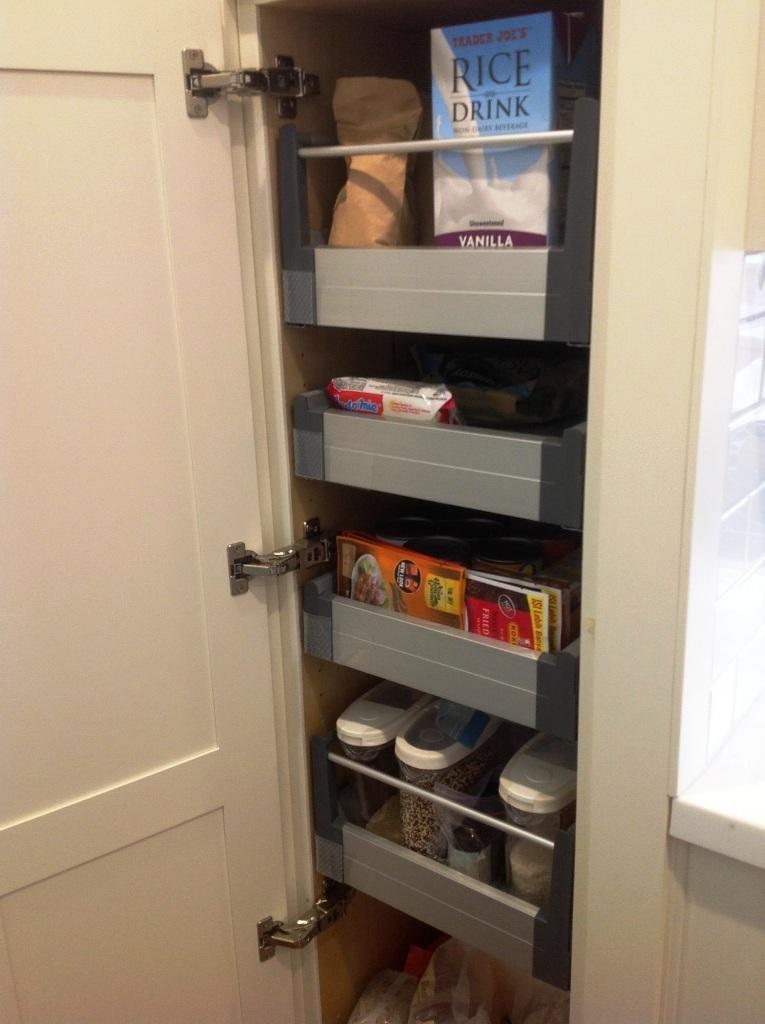 IKEA Pull Out Pantry