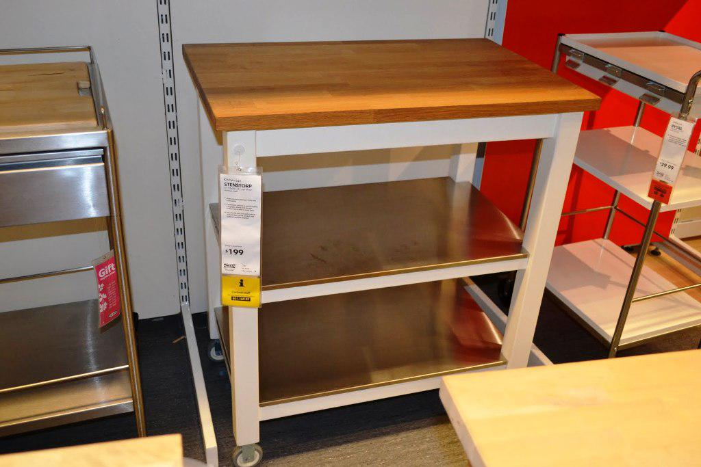 IKEA Rolling Kitchen Cart