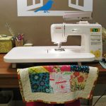 IKEA Sewing Table Plans With Machine Well