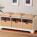 IKEA Storage Bench With Baskets