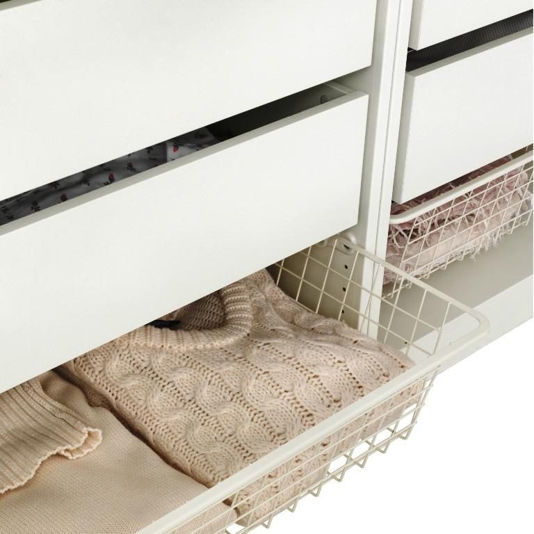 Image of: IKEA Wire Baskets