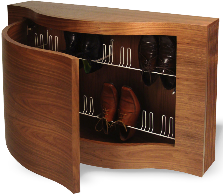IKEA Wooden Shoe Rack