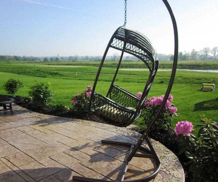 Outdoor Hanging Chair Swing