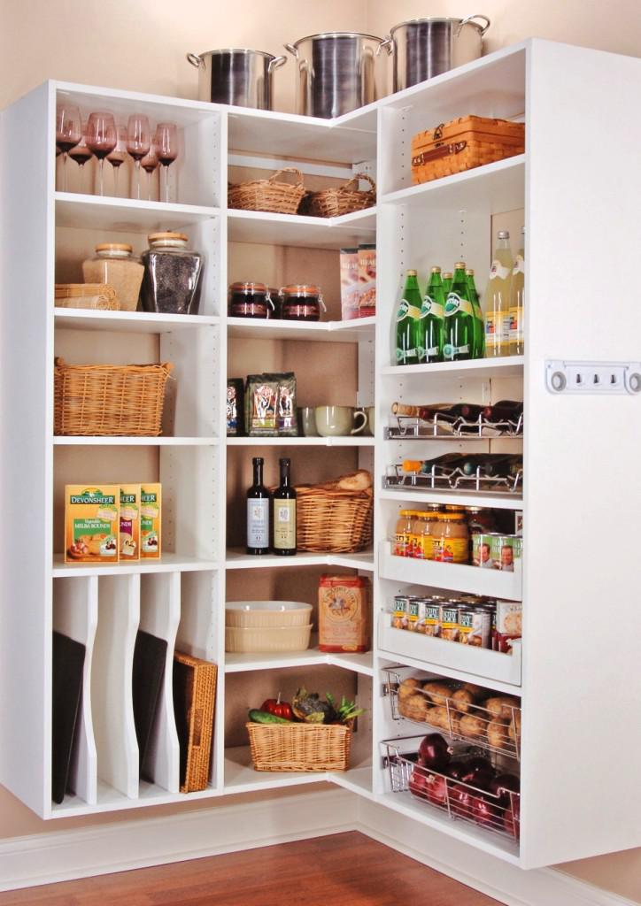 Pantry Shelves IKEA