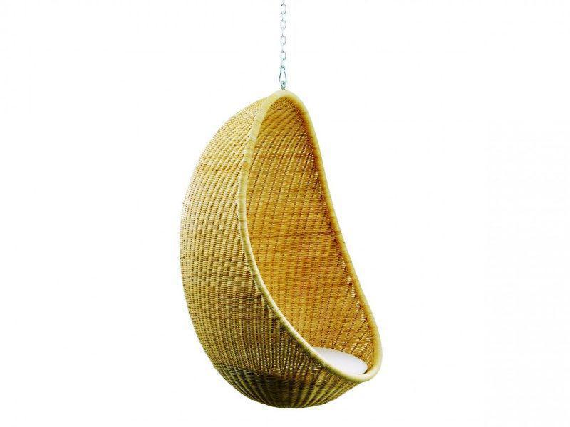 Rattan Hanging Chair For IKEA