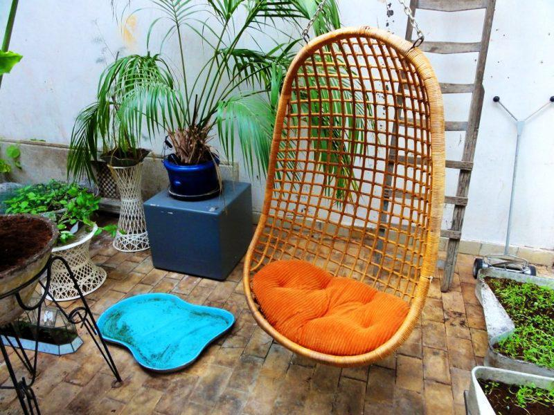 Rattan Hanging Chairs For Outside