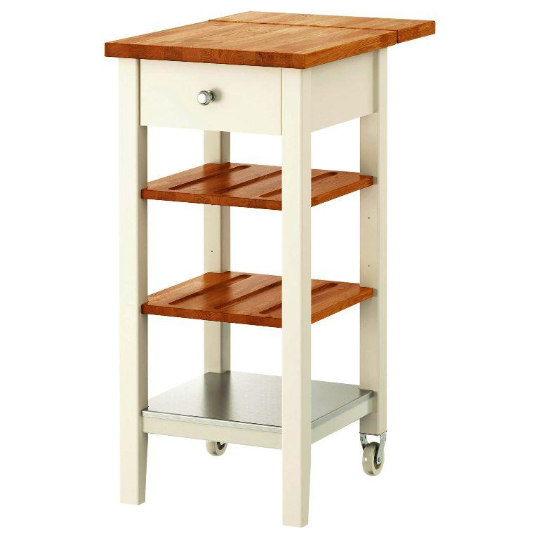 Rolling Kitchen Cart IKEA
