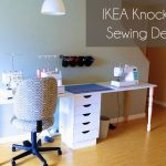 Sewing Machine Table IKEA