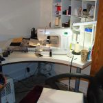 Sewing Table IKEA
