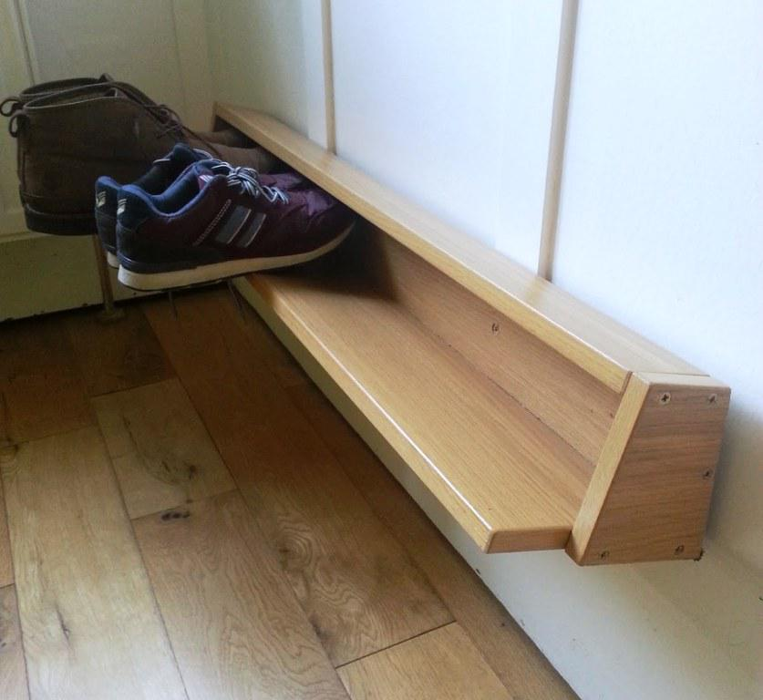 Wall Shoe Rack IKEA