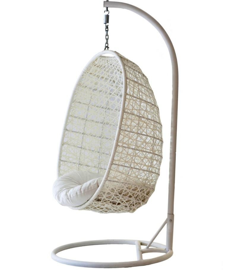 Wicker Hanging Chair IKEA