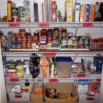 Wire Pantry Shelving Systems