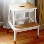 Wooden Step Stool IKEA