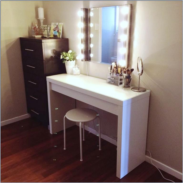 IKEA Vanity Set Design